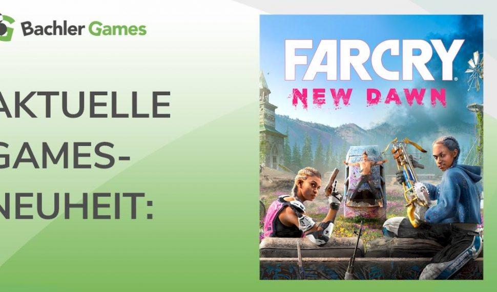 Aktuelle Games-Neuheiten