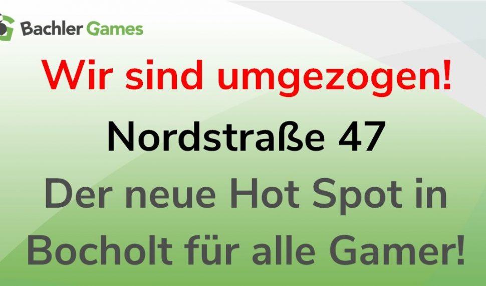 Neuer Standort Nordstr. 47 in Bocholt