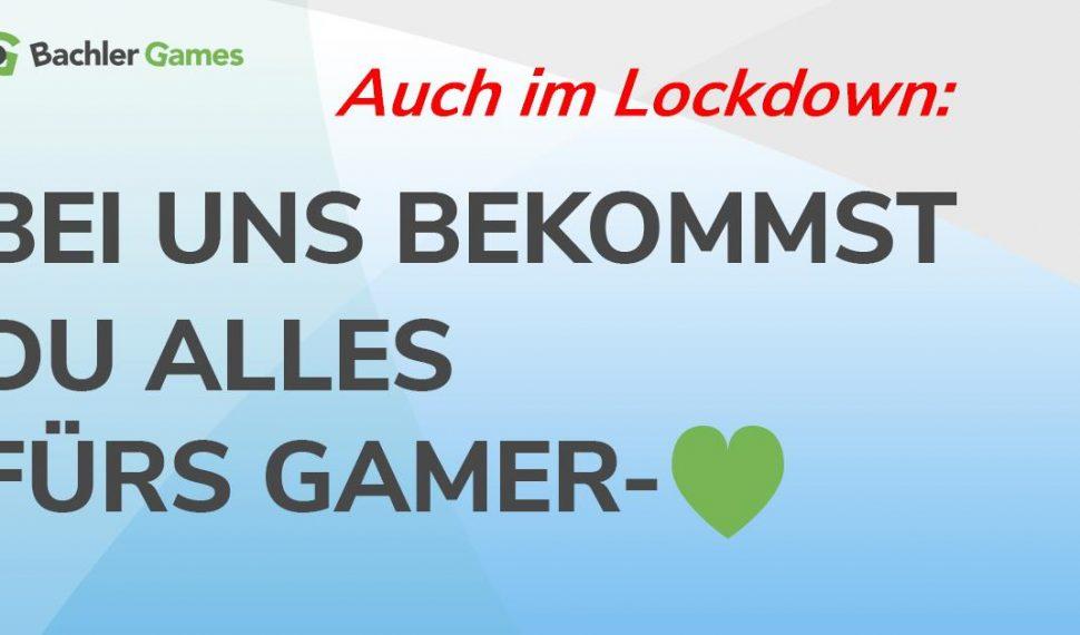 Bachler Games – auch im Lockdown